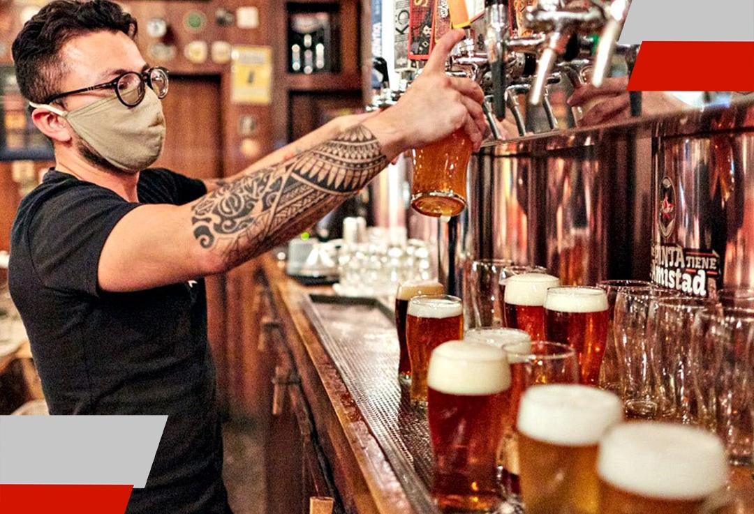 Se suspenden las actividades de bares, pubs, cervecerías y afines, en Ushuaia desde este viernes18