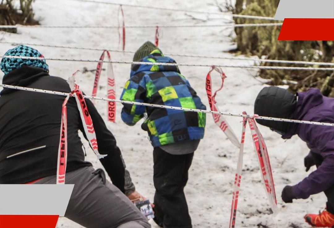55 familias participaron en el desafíoALARKEN