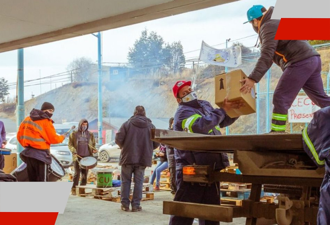 Autoridades de Salud denuncian al Centro Empleados de Comercio Ushuaia