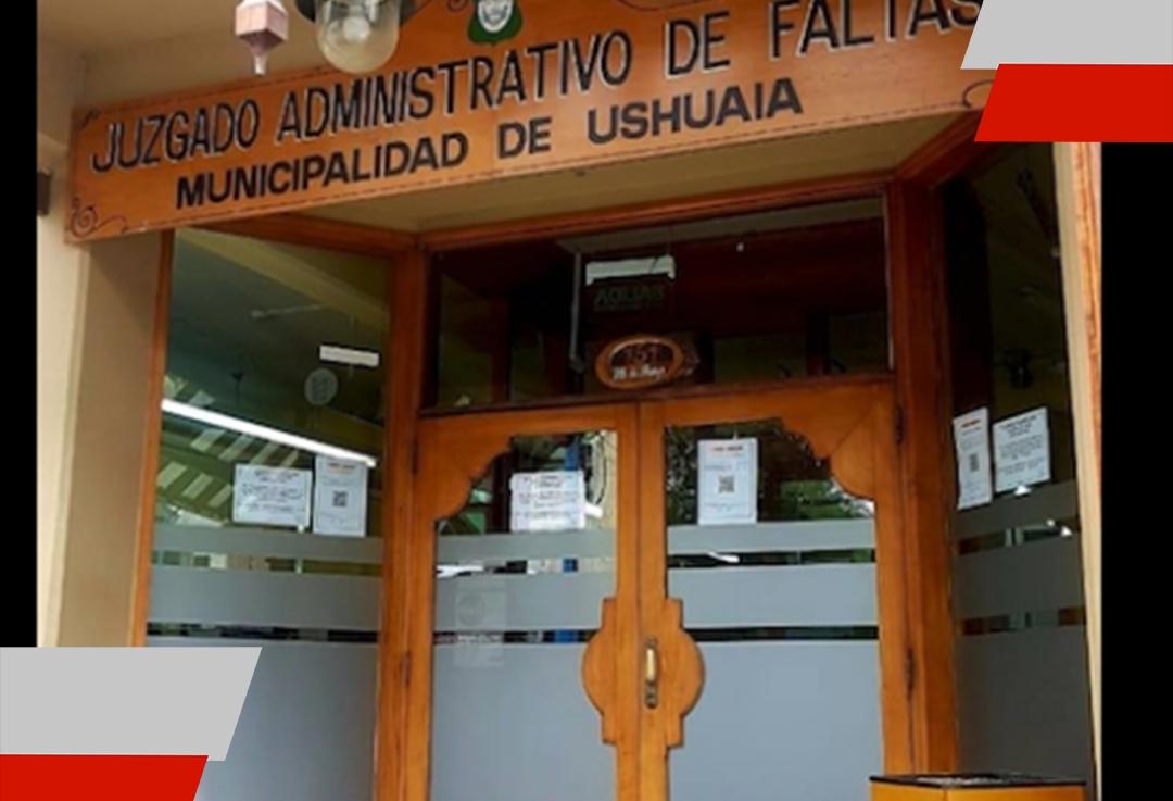 El juzgado administrativo de faltas de Ushuaia dispuso el levantamiento de la feria especial y se reanudaron los plazosprocesales
