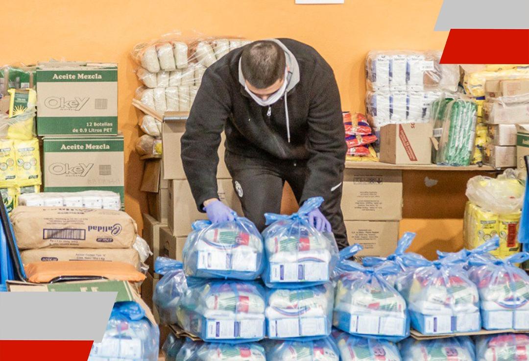 Comienza la entrega de módulos del Programa AlimentarioMunicipal