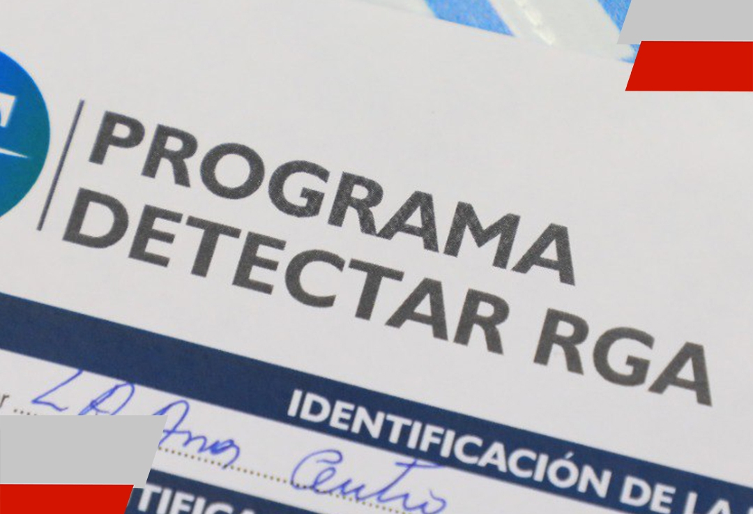 """El Programa """"DETECTAR RGA"""" se acerca a losbarrios"""
