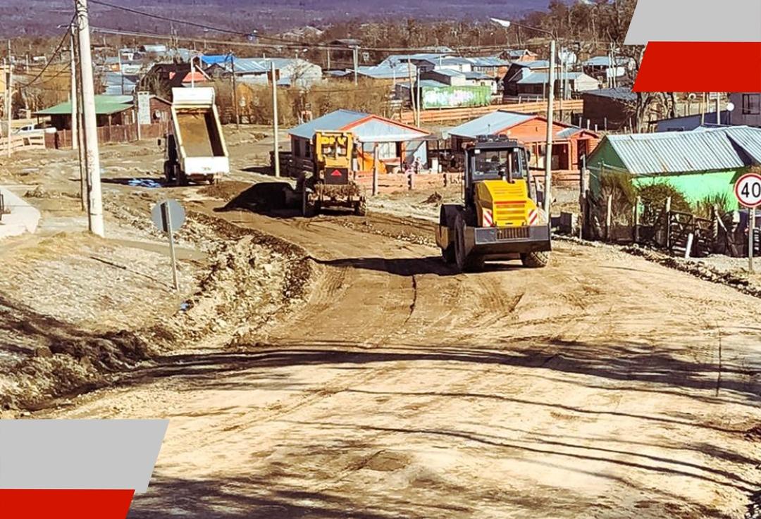 Tolhuin: Comunicado de vialidadProvincial