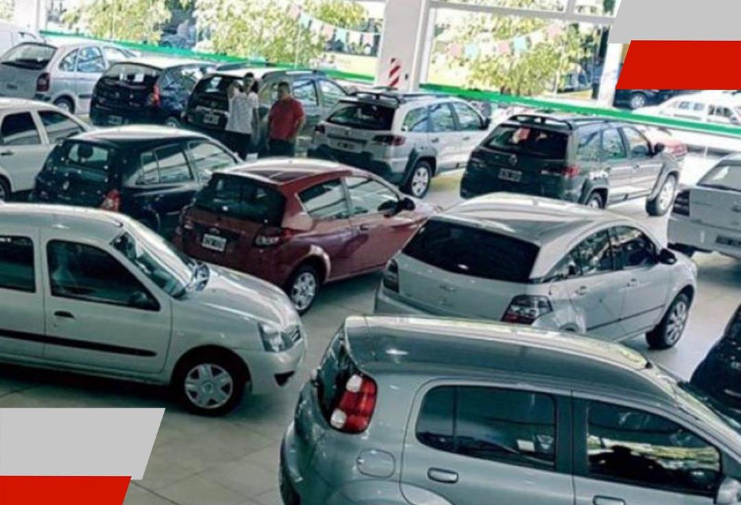 Caen las ventas de autos usados