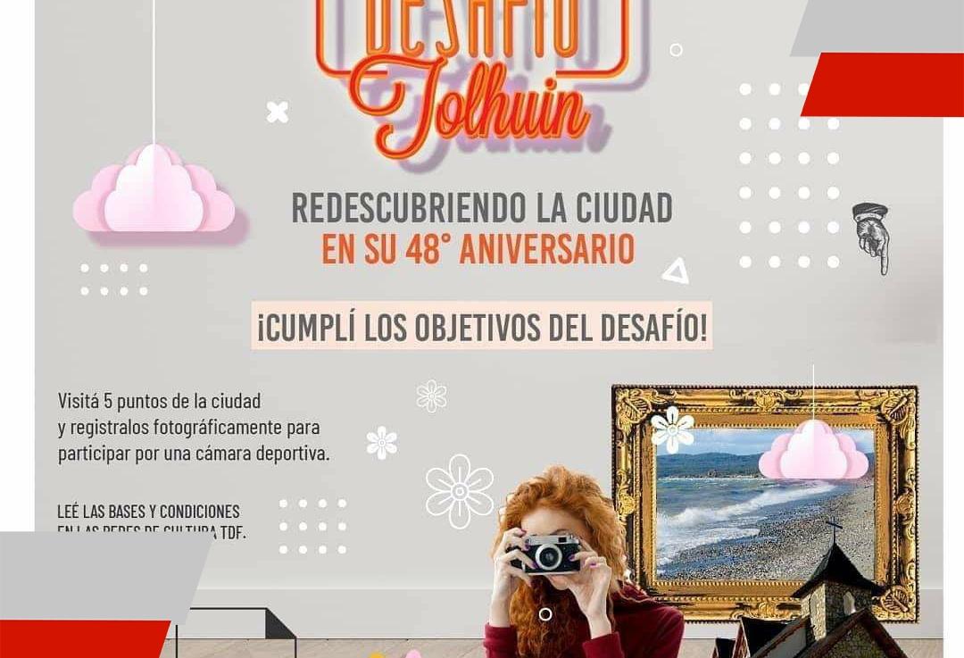 """Se realiza el concurso """"Redescubriendo la Ciudad"""" en el aniversario 48º deTolhuin"""