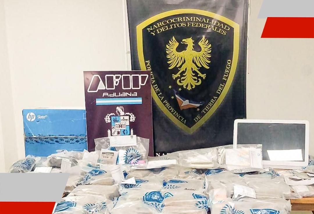 Exitoso operativo antidrogas secuestra más de 35 kilos de marihuana en RíoGrande