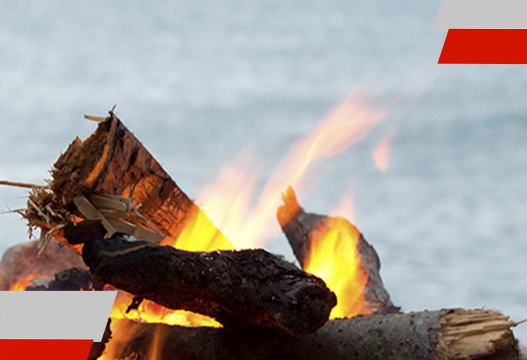 Informe semanal de lugares habilitados para hacer fuego en Tierra delfuego