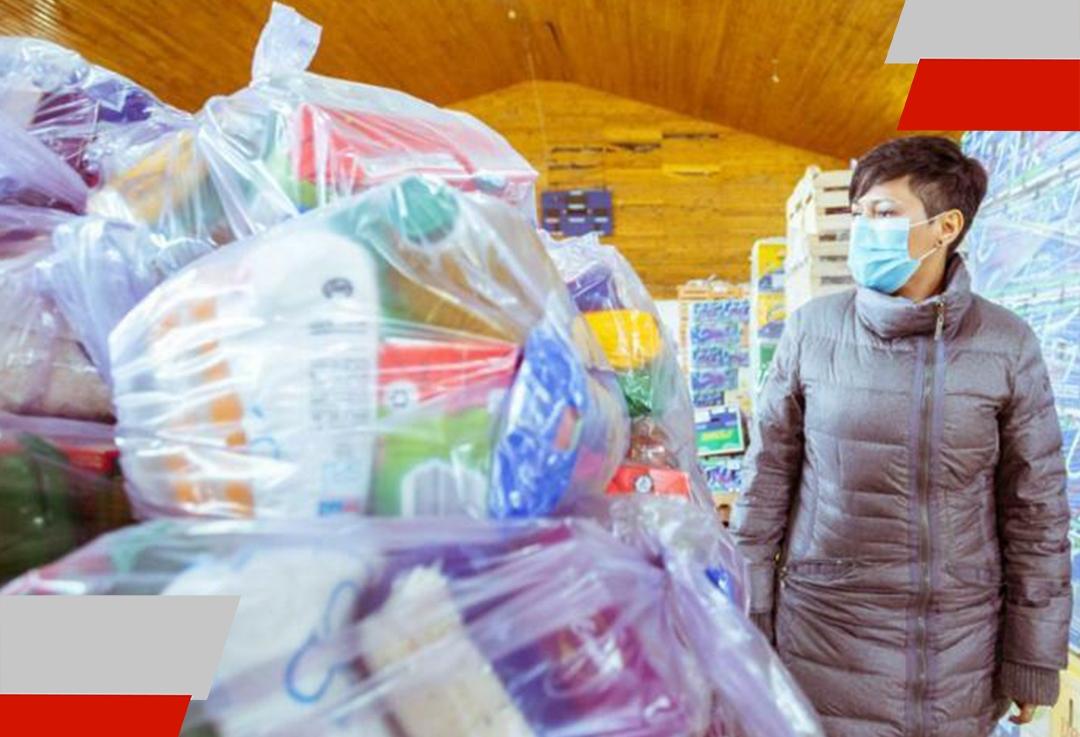 Continúa la entrega a domicilio de módulos alimentarios para beneficiarios de comedoresescolares