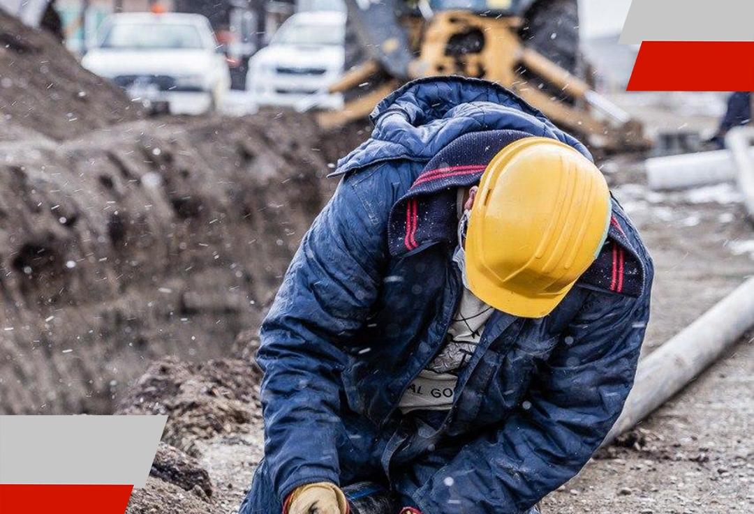 El Municipio avanza con las obras de gas para los barrios de Fuerza Unida yBetel