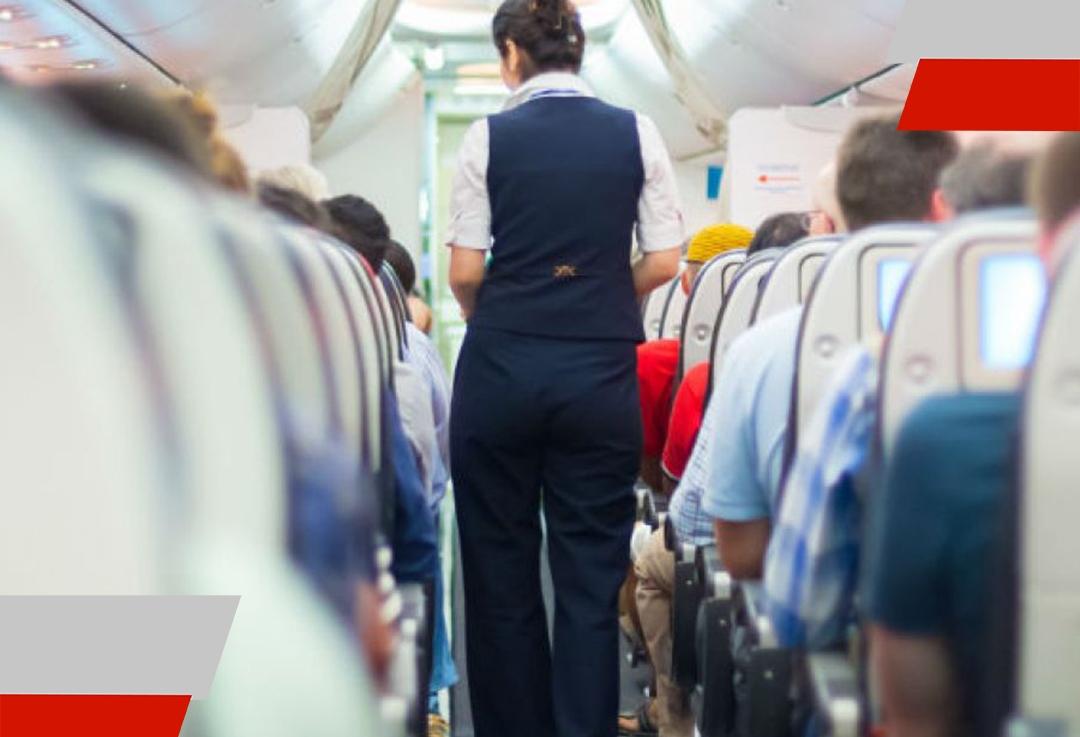 Los pasajeros del vuelo que arribó a Ushuaia fueronaislados