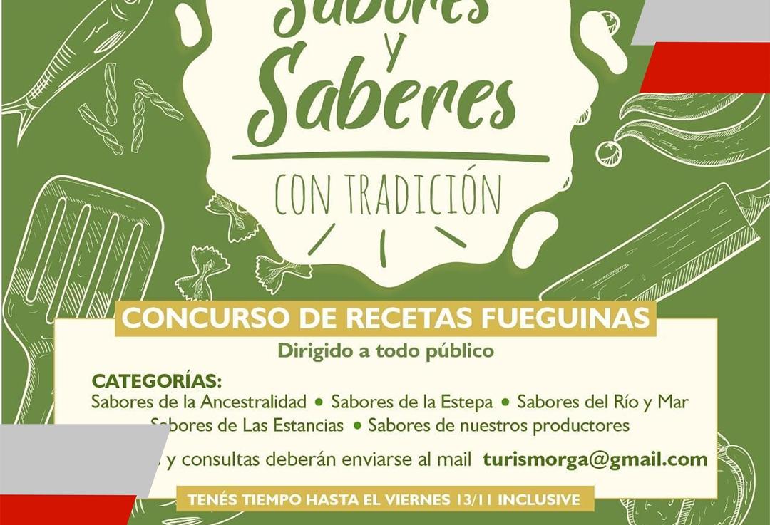 """El municipio lanza el Concurso """"Sabores y Saberes conTradición"""""""