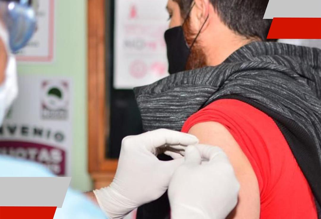 El Municipio y PAMI vacunaron contra la gripe a las de 150vecinos