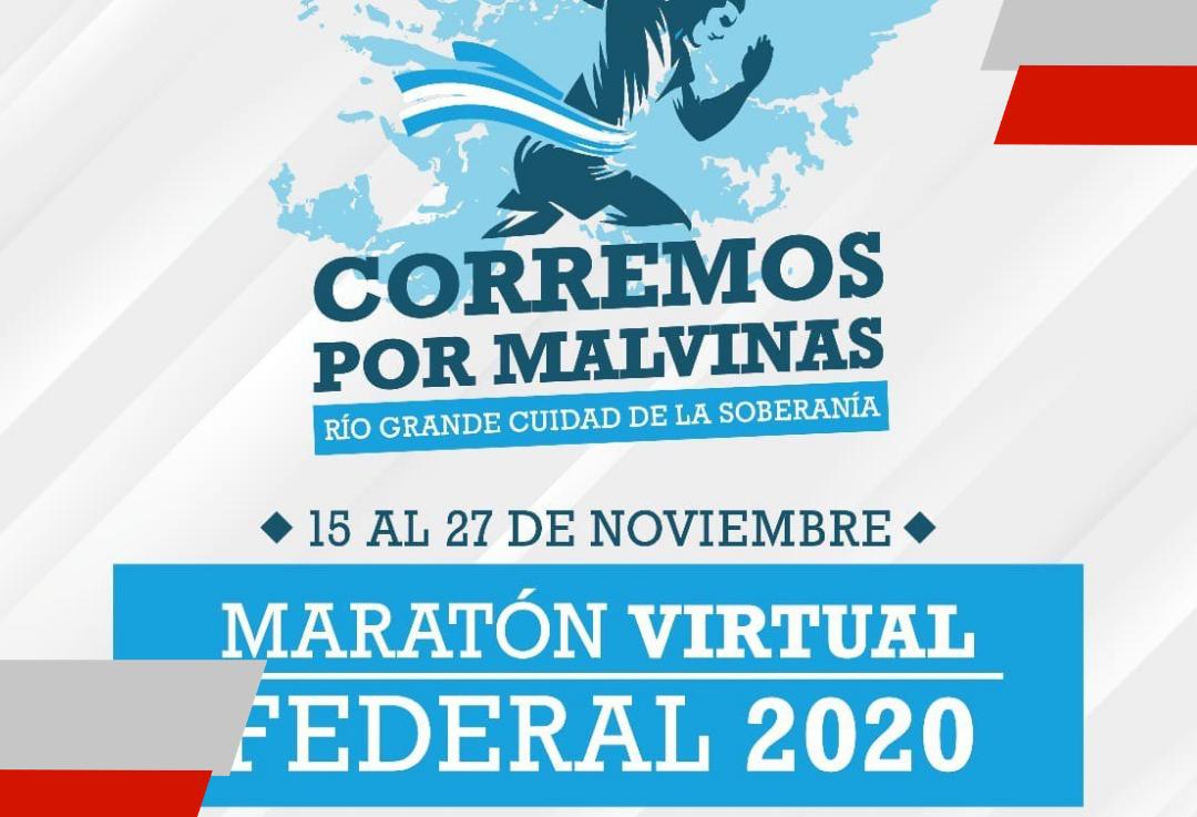 Abrieron la inscripción a La Maratón VirtualFederal