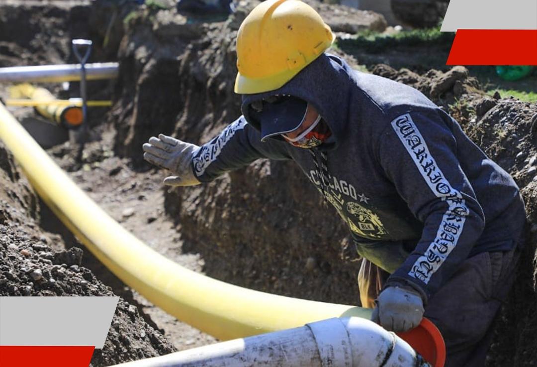 """Gas para Bº La Esperanza: """"Mejorará la calidad de vida de 520familias"""""""