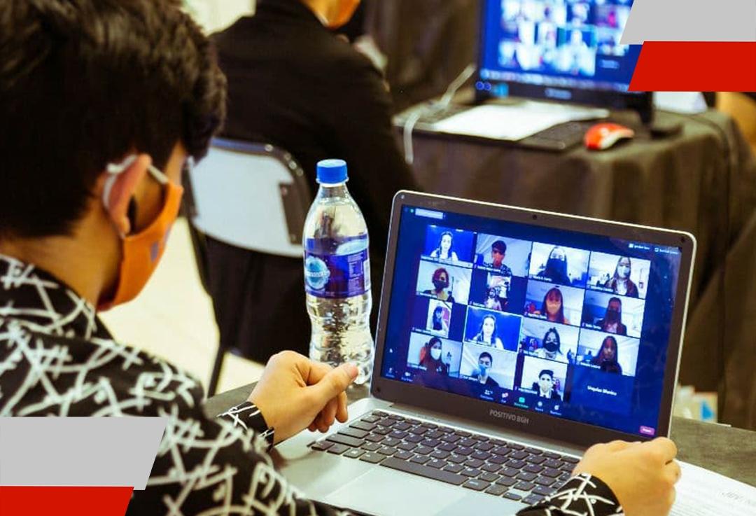 Se desarrolló con éxito la primera sesión del  Parlamento Juvenil delMercosur