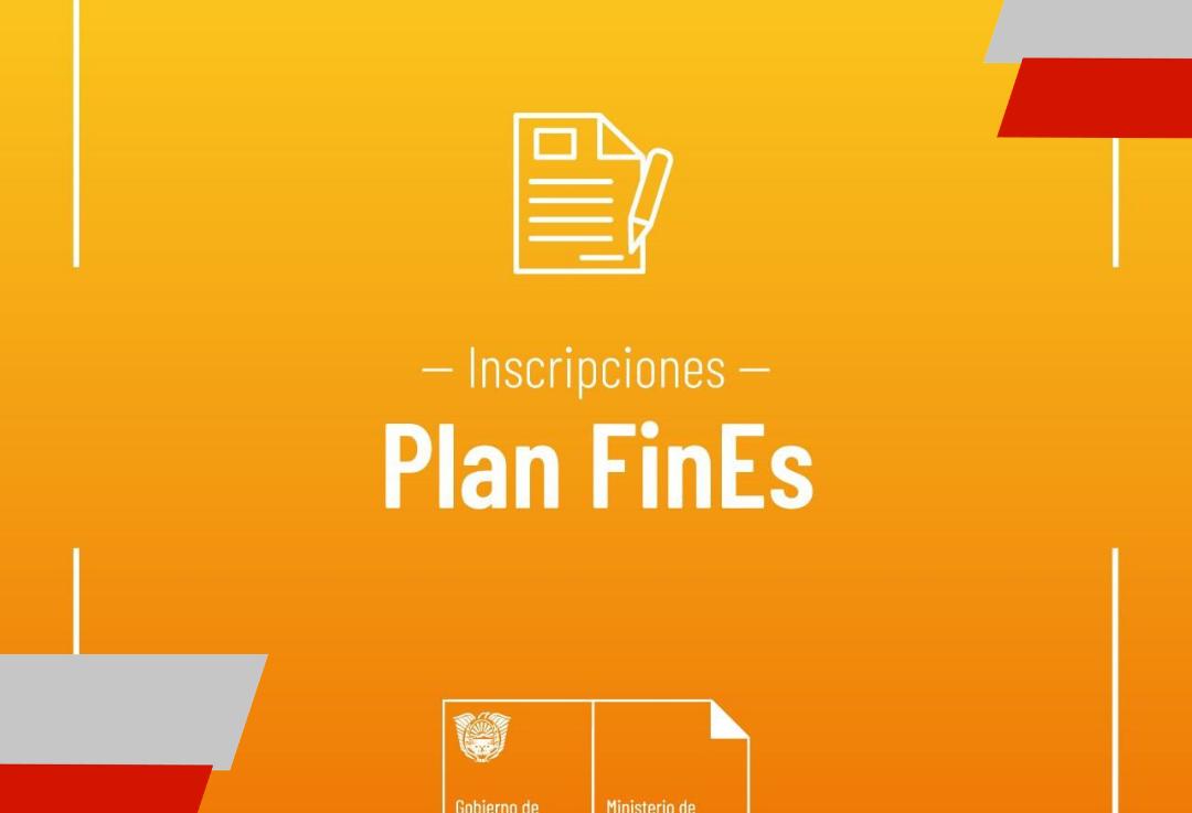 Se encuentran abiertas las preinscripciones para el Plan Fines2021