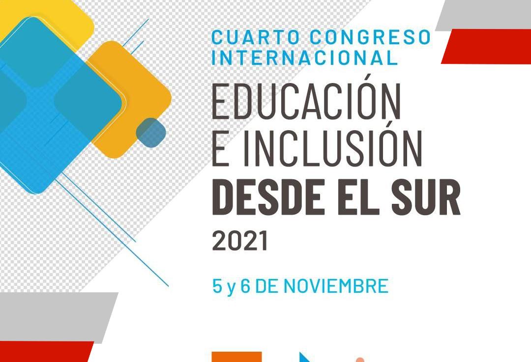 Comienza la convocatoria de ponencias e inscripciones para el cuarto Congreso Internacional Educación e Inclusión desde elsur