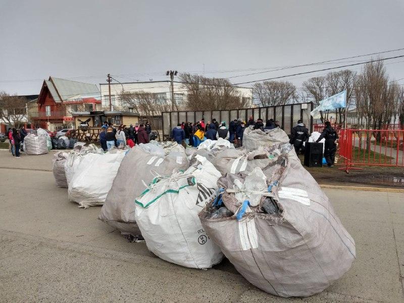 """Concurso """"reciclá y viajá"""": logró recolectar más de 15 mil kilogramos deplástico"""