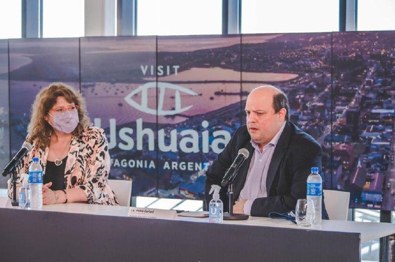 Aerolíneas Argentinas anunció el restablecimiento de la rutaUshuaia-Córdoba