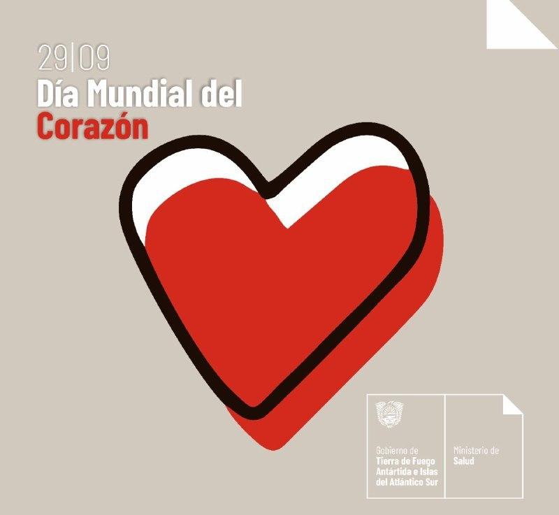 Día Mundial del Corazón: Tierra del Fuego se suma a la concientización para la prevención de enfermedades cardiovasculares